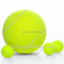 """big size inflatable jumbo tennis ball 9.5"""" for sale"""
