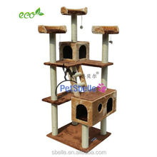 Cat gyms cat tree pet toy bed