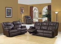 Foshan modern home furniture with recliner sofa