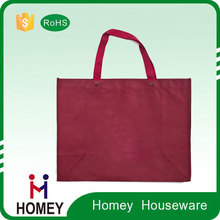 Customized Logo For Promotional Non Woven Shopping Bag/Foldable Shopping Bag/Shopping Bag