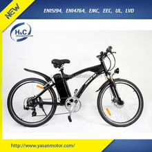 HEADWAY 36V 10Ah Lithium-ion battery chopper bicycles for sale