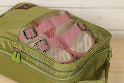 J402 Golf shoe bag, wholesale shoe bag, travel shoe bag