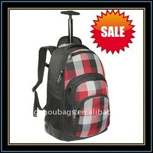 New Style Children School backpack Bag With Trolley for kids