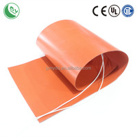 silicone rubber heater solar powered portable heater battery operated heating pad