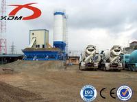the most popular concrete batching plant -HZS50
