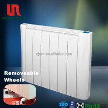Electric thermal storage decorative mounted heater
