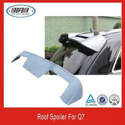 Fiber Glass AB&T Style Q7 Roof Spoiler for Audi Q7