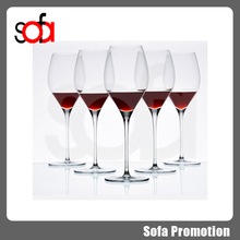 2015 popular red wine cup,glass cup