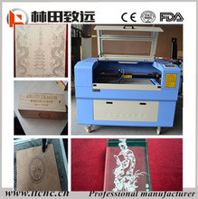 Rubber Acrylic Sheet Laser Cutting Machines CO2 Laser Type/laser cutting machine for mdf LT-9060