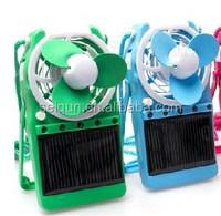 Useful newly design outdoor water mist solar fan