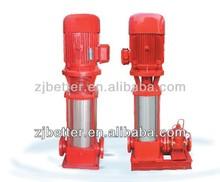 pompa prova del fuoco antincendio verticale di prova della pompa multistadio pompa antincendio pompa antincendio acqua di prova