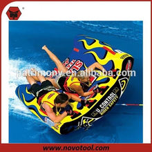 owable inflatable flying manta ray rider