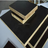 Low Price Logo Black Film Faced Plywood 1220*2440 full new poplar core, mr glue, film faced plywood/construction plywood