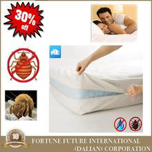 Multifunctional mattress cover with 3 sides zipper with low price
