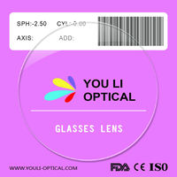 Distributor Spherical Crystal Glasses Lens