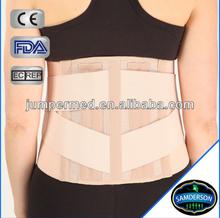 LU-7201 elastic abdominal binder belt / Low back support/lumbar back support