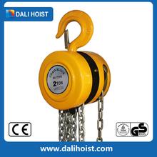 10T*3M HSZ type cheap manual chain hoist/chain block/hand lifting tools