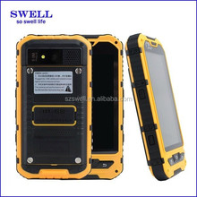 A8 rugged mobile phone cheapest price waterproof phone case Wifi mt6572 waterproof mobile phone factories
