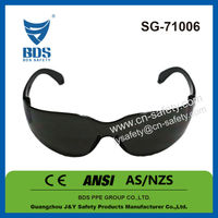 2015 Ce as nzs 1337 eye whosesale brand inspection safety glasses