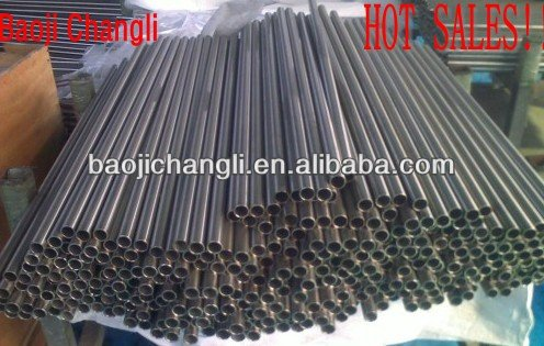 Gr2 Titanium Seamless Tube for heat exchanger
