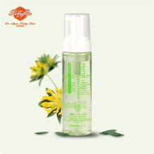 Natural Hebal Oily Control Care Facial Cleanser Whitening Face Cleansing Foam