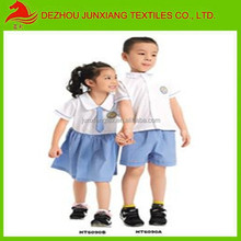 65%polyester 35%cotton 120gsm 133X78 poplin fabric with soft feel for school shirts