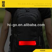 Newest design led sticker light for school bag