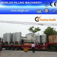 15 T/H Pure Water Treatment Equipment Plant