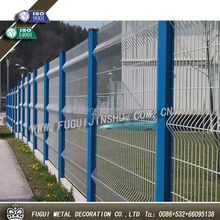 Top quality HDG low cost wire mesh fence
