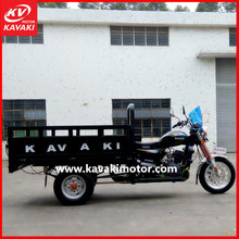 Tricycle 200cc popular in south america market loading goods cargo motorcycle truck made in china with 1000kgs loading Capacity