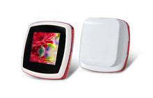 Cheap mp4 player with digital 1.5 inch screen with built in speaker