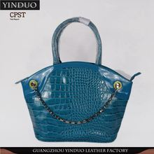 Newest Custom Colorful Oe Leather Handbags