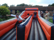 great new inflatable bungee basketball for sport