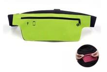 New Running Bag Hiking Sport Fanny Pack Waist Belt Zip Pouch