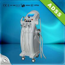 Vacuum cavitation fat reduction anf rf facial massage machine
