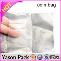 Yason cash in transit bag bank plastic bag bank card bag