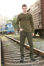 military style outdoor cool summer sweat pants