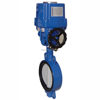 pneumatic butterfly valve concentric type