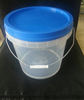 Ruly brand good quality best sale plastic flexible bucket,strong plastic barrel,Economy plastic pail for construction