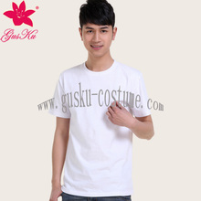 2015-Gus-GMM-007 Popular gentleman t-shirt wholesale, China men's T-shirt for sale