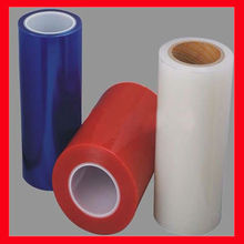 many color to choose cheap stretch packing plastic film