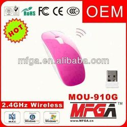 2.4g driver wireless usb mouse