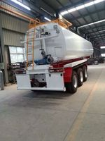 Hot Selling Dry Powder Material Bulk Cement Tanker Truck Trailer/ Bulk Cement Tank Semi-trailer