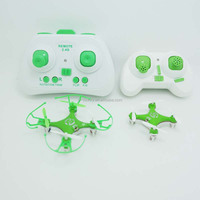 Remote control flying 2.4G hot model aircraft Mini RC Quadcopter Helicopter