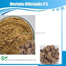GMP Factory Supply Radix Morindae Officinalis P.E(5:1,10:1 25:1)