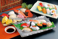 Hand made food replicas for restaurant sales promotion made in Japan