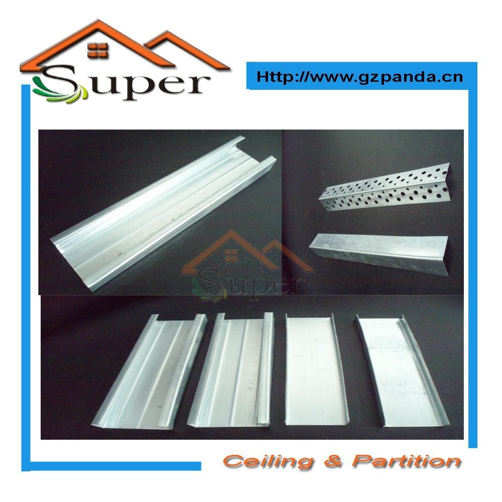 Typical Drywall Detail : Wholesale standard sizes gypsum drywall metal wall stud