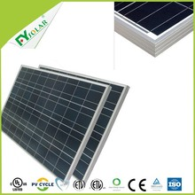 high effiency 100W poly solar panel, manufacturer in china, cheap price