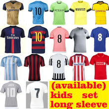 15 16 New Home Away soccer jersey For Teams Clubs Nations