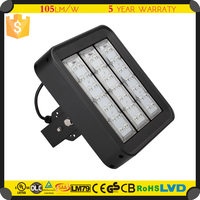 DMX RGB Color Changing Outdoor Waterproof LED Tunnel Flood Light